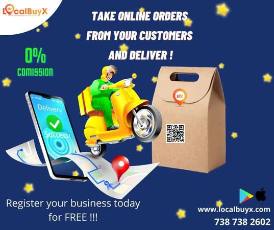 Setup digital store for your business with localbuyx app -