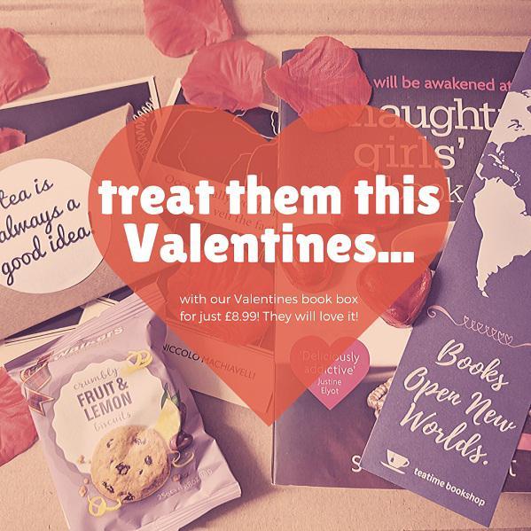 The valentine's subscription box