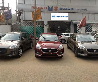 Vipul motors pvt. ltd. - leading dealer of maruti arena