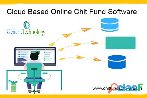 Cloud Based Online Chit Funds Software