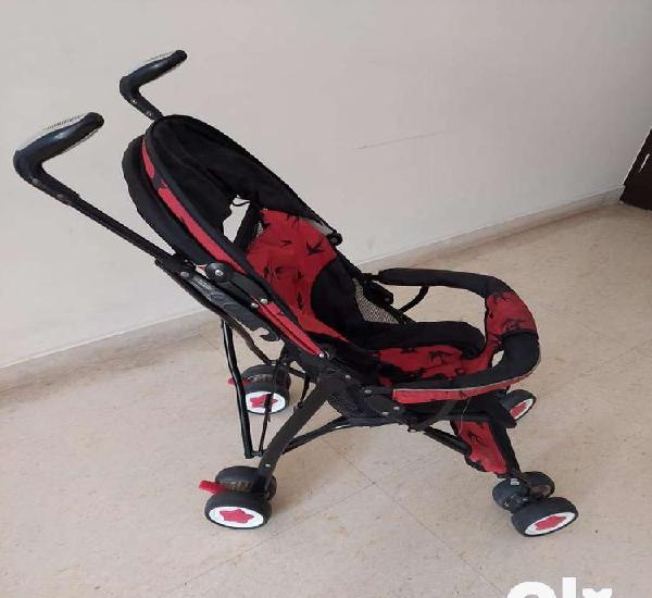 Baby stroller and pram (2 nos)