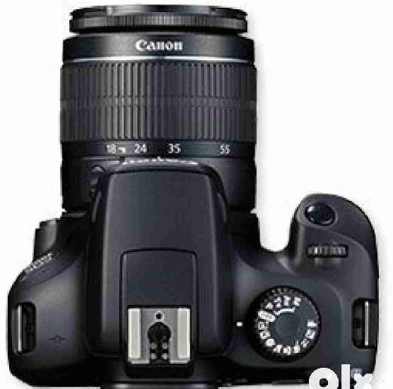 Canon 3000d camera with 25mm lens