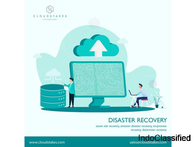Disaster recovery services india