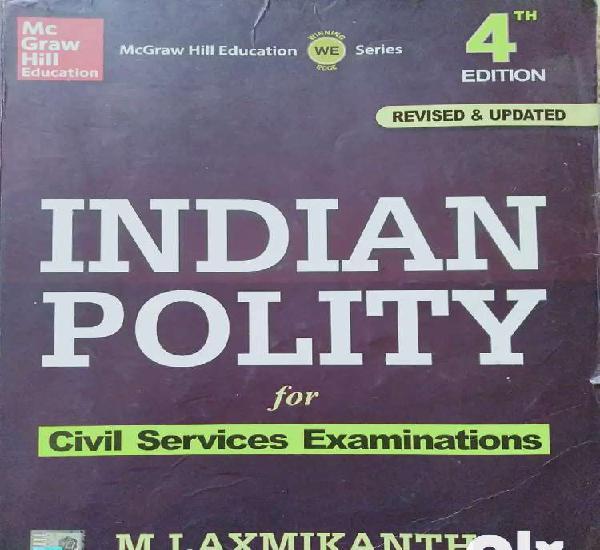M laxmikant polity (fourth edition)