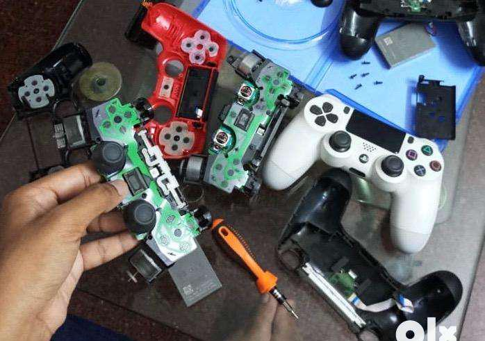 Ps4 console and controller repair available