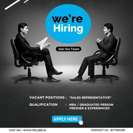 Field sales executive - marketing/advertising/pr