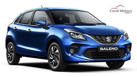 Get baleno on road price in bareilly at coral motors