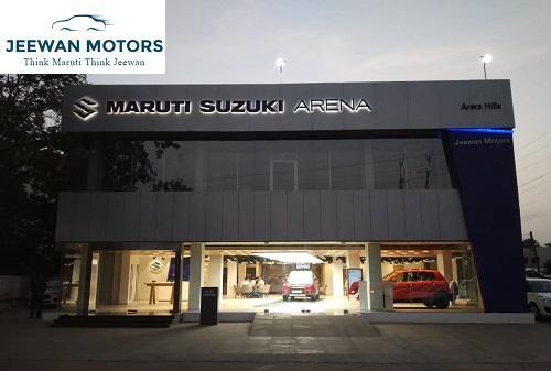 Jeewan motors - best maruti suzuki dealers in bhopal