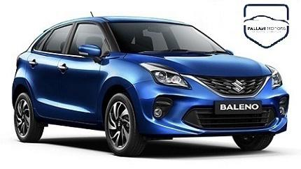 Know baleno on road price in guwahati at pallavi motors