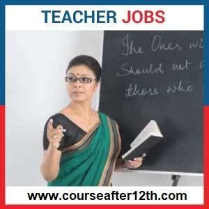Teacher jobs vacancy in india   latest government jobs -...