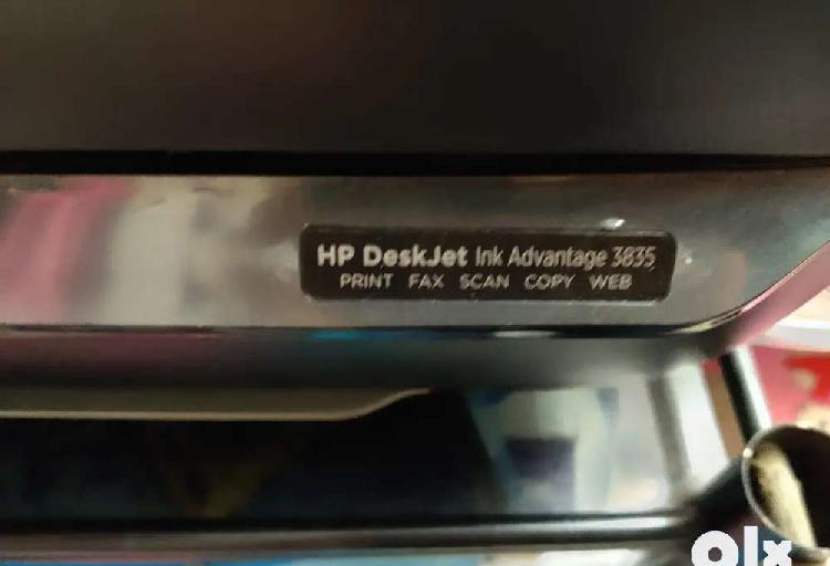 Hp deskjet 3835 touch screen lcd