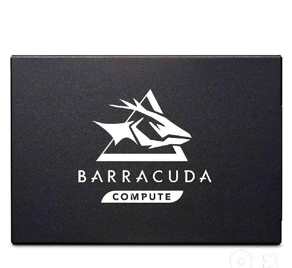 New seagate 240 gb ssd @ just rs 2,750 only...