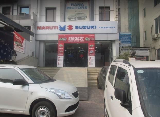 Visit rana motors authorized best maruti dealers in delhi