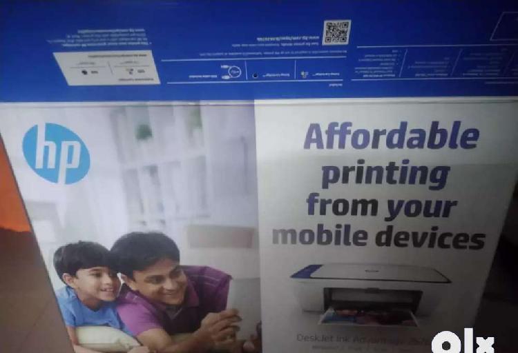 Hp deskjet ink advantage 2676 print, scan, copy ( 3 in one)