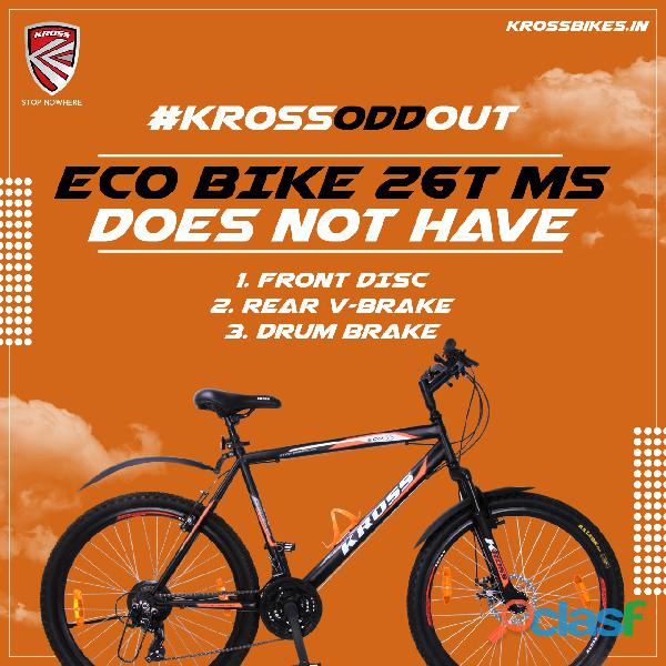 The best hybrid bicycle in india