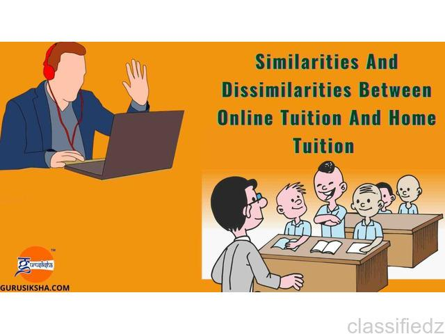 How does online tuition classes and home tuition classes