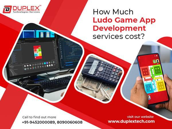 How much ludo game app development services cost - computer