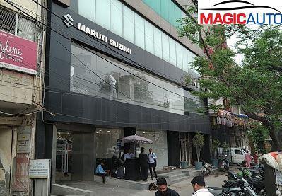 Magic auto - authorized nexa maruti dealer patparganj