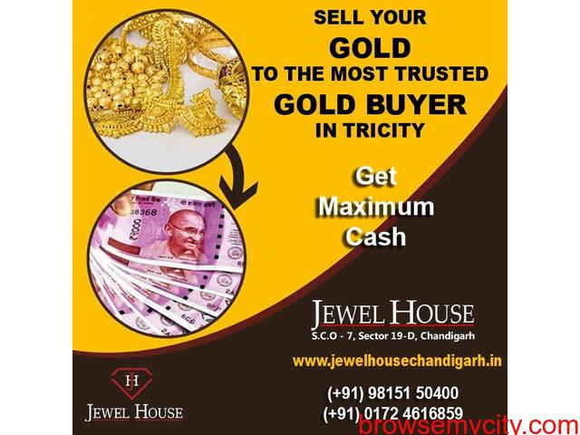 Sell gold in chandigarh - cash for gold in chandigarh - best
