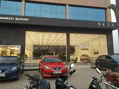 Visit seemanchal motors pvt ltd nexa car dealership purnea