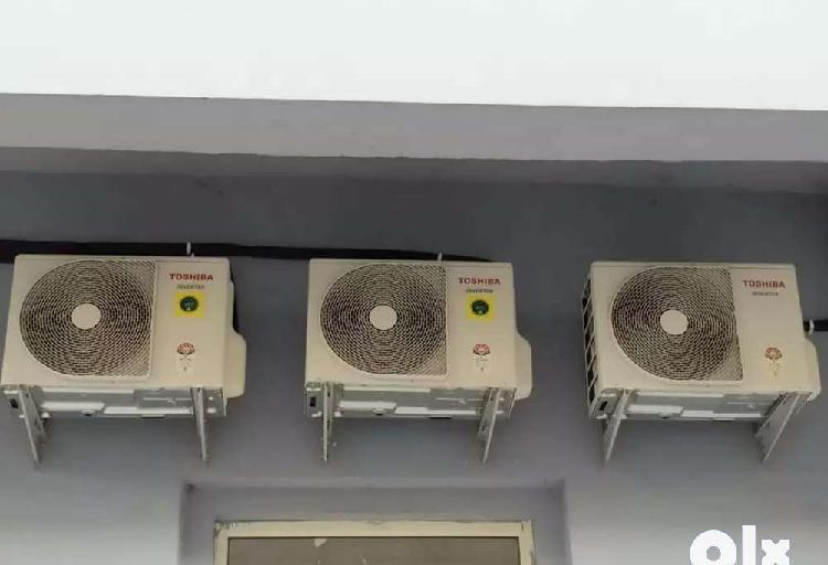 Ac service and repair installed