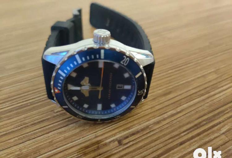 Armani exchange watch without box