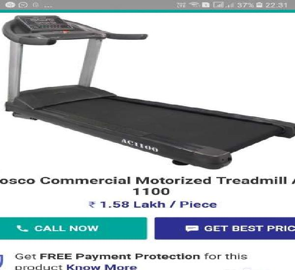 Cosco commercial treadmill ac 1100 for sale
