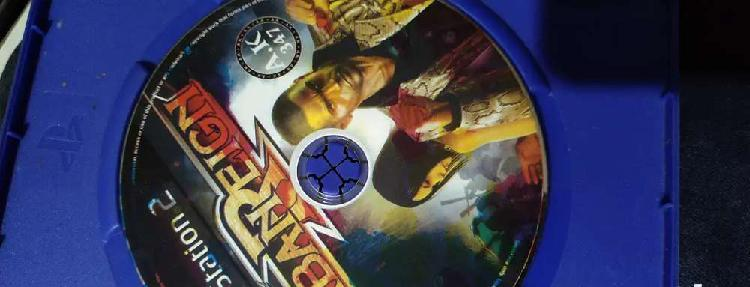 PS 2 Sony Game