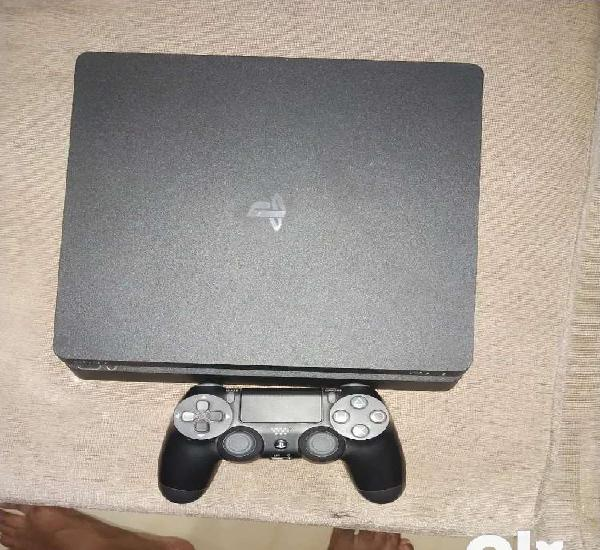 Ps4 1tb with warranty bill and box