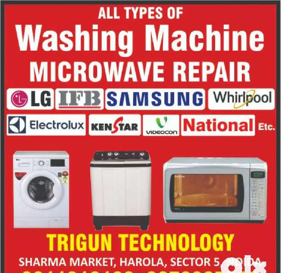 Washing machine ,micro oven repairing center