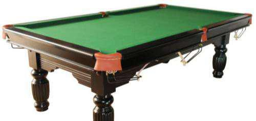 Pool table nd snooker table