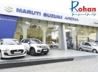 Rohan motors - trustable maruti showroom dehradun