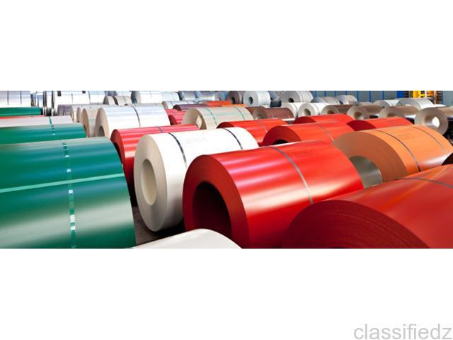 Aluminium color coated coil suppliers in delhi [new delhi]