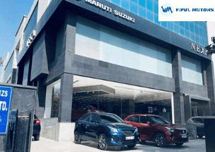 Buy nexa baleno noida at best price from vipul motors pvt.