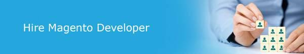 Hire magento developer - computer services