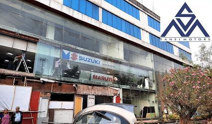 Sanei motors - trustable dealer of maruti cars in kolkata