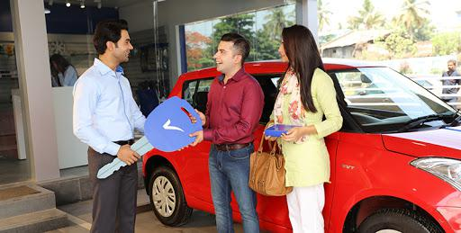 Visit pallavi motors get best maruti true value car in