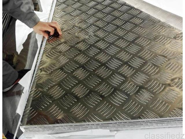 Aluminium chequered plate suppliers in delhi delhi