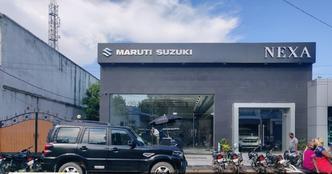 Visit deep motors nexa maruti suzuki baleno showroom