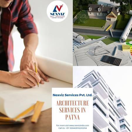 Architecture services in patna at nexviz services pvt. ltd.