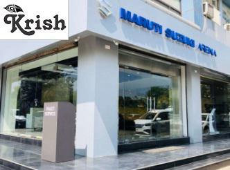 Book new arena car at krish auto motors