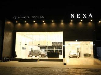 Come to dd motors maruti nexa karnal showroom
