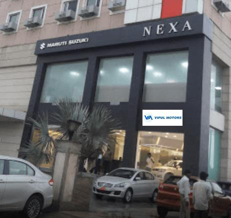 Vipul motors pvt. ltd. - leading nexa maruti showroom