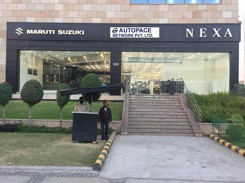 Visit autopace network chandigarh for best offer on nexa car