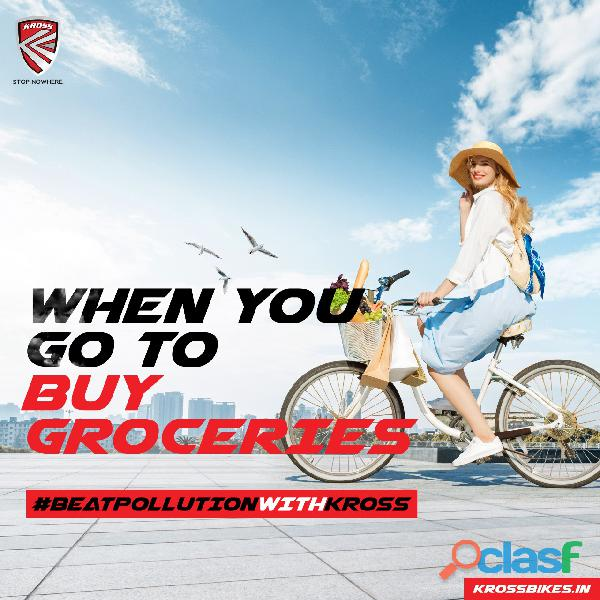 Best in class ladies bicycles in india