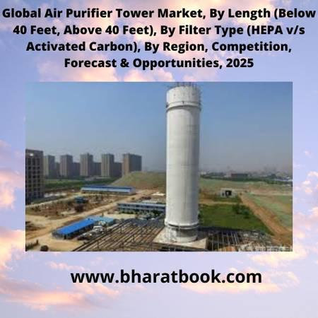 Global air purifier tower market forecast 2025 - small biz