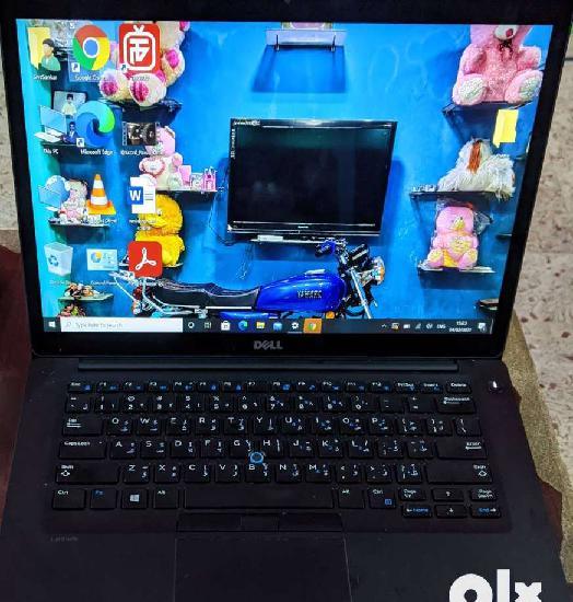 Laptop dell latitude 7480 touchscreen windows 10 pro