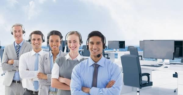 Looking for call center projects - small biz ads