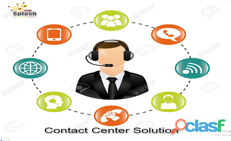 Customer Support Service provide the   FiveSdigital