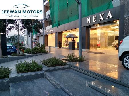 Jeewan motors - prominent nexa car dealership bhopal
